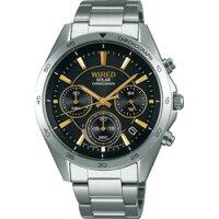 ワイアード WIRED セイコー 腕時計 SEIKO 時計 AGAD089 メンズ ソーラー