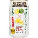 ハイサワー缶 プレミアム シークワーサー*レモン(350ml*24本入)