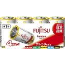 FUJITSU Premium-単1 LR20FP(4S) 4個