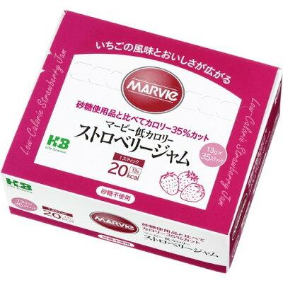 マービー 低カロリーストロベリージャムスティック(13g*35本入)