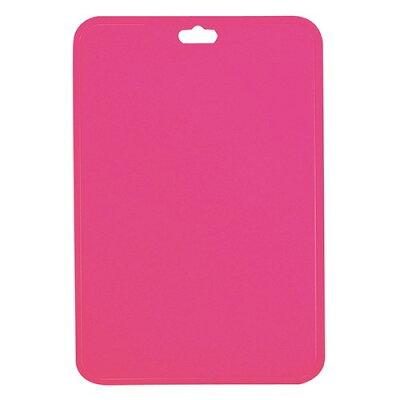 CoLors 食器洗い乾燥機対応 まな板 中 ピンク C-345(1枚入)