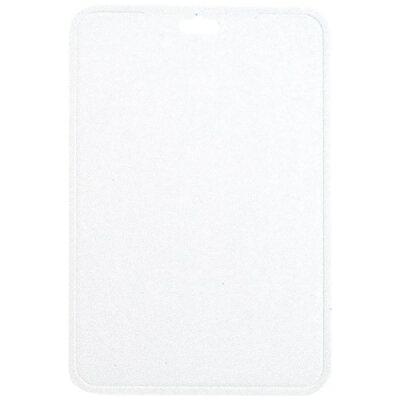 カラーズちょっと大きめAg抗菌食洗機対応まな板 ホワイト C-1670