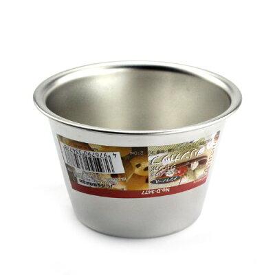 パール ステンレス製Jマフィン・プリンカップ