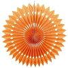 デコスタ デコサークル40cm オレンジ ハロウィン