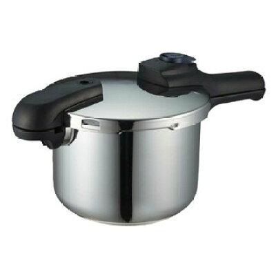 クイックエコ 3層底切り替え式圧力鍋 4.5L(1台)