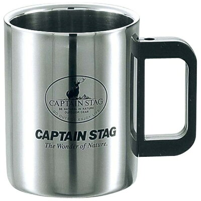 CAPTAIN STAG/キャプテンスタッグ マレーダブルステン マグカップ420ml M1247