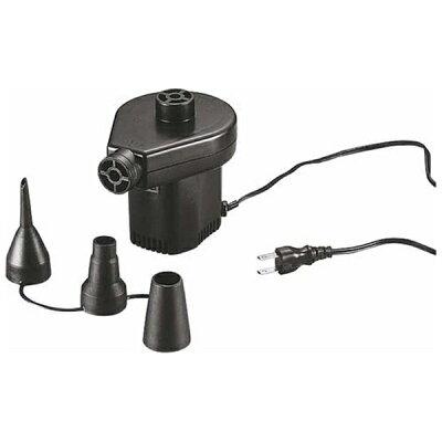 キャプテンスタッグ 電動エアーポンプ〈AC100V〉 M3424