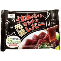 マンナンミール ごま油で食べる元祖マンナンレバー(70g*12袋入)