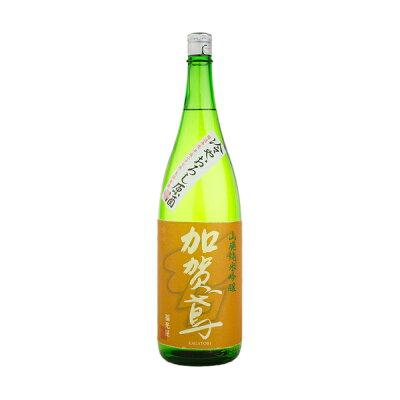 加賀鳶 山廃 純米吟醸 冷やおろし 1.8L