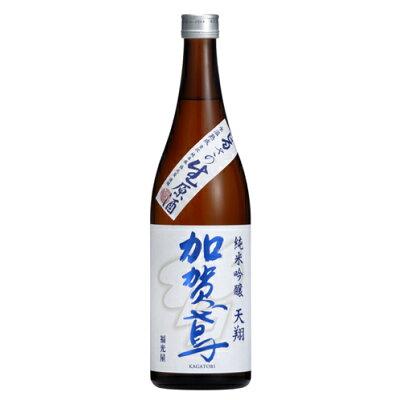 加賀鳶 純米吟醸 天翔 生原酒 720ml