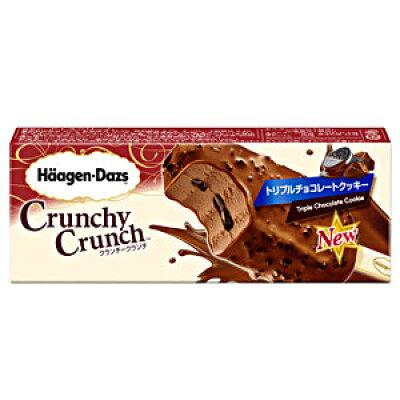 ハーゲンダッツ クランチークランチ トリプルチョコレートクッキー 80ml