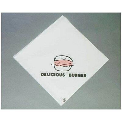 バーガー袋 デリシャスバーガー no.18