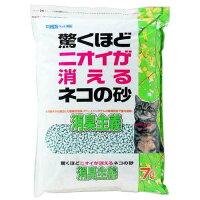 猫砂 ネコの砂 消臭主義(7L)