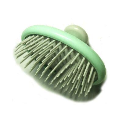 ベス(Vess) 抗菌・防臭 スキャルプヘアブラシ グリーン a-401
