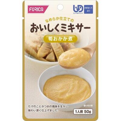 FORICA おいしくミキサー 筍おかか煮(50g)