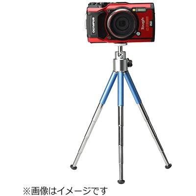 ハクバ写真産業 H-EP3S-MB ミニ三脚 eポッド3 ミニ メタリックブルー