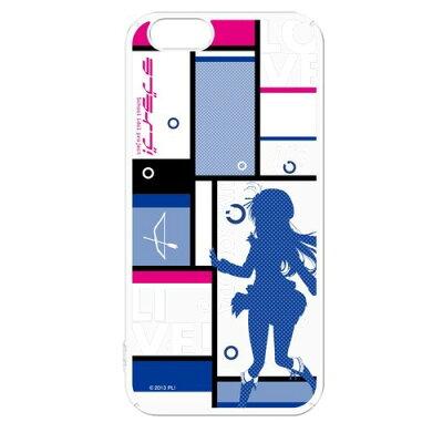 ハクバ キャラiPhone6  ラブライブ 園田 海未 シルエットVer PCM-IP6-8457(1コ入)