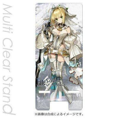 Fate/Grand Order マルチクリアスタンド ネロ・クラウディウス ブライド キャラモード