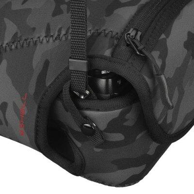 ハクバ プラスシェル スリムフィット02 カメラジャケット L170 ブラックカモ DCS-SF02L170BC
