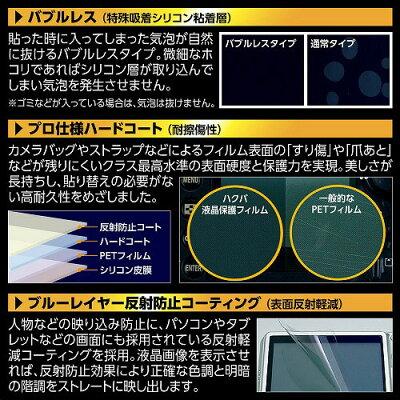 ハクバ 液晶保護フィルム MarkII Canon IXY 650 専用 DGF2CAX650