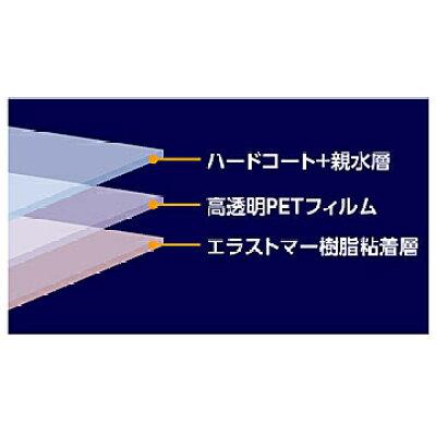 ハクバ 液晶保護フィルム 親水タイプ ソニー SONY Cyber-shot RX0 II 専用 DGFH-SCRX0M2