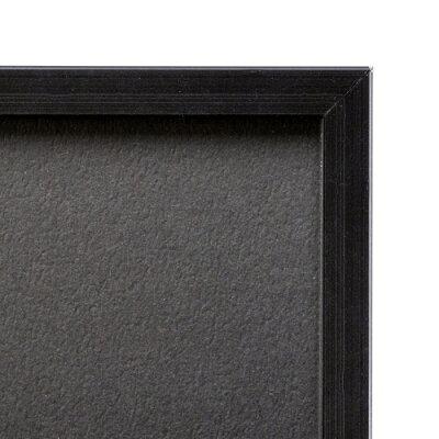 アルミ額 HFA-03 ブラック 半切(1コ入)