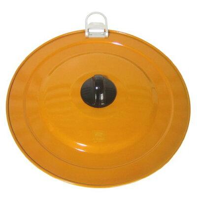 スイト カラーフライパンカバー フック付 Lサイズ オレンジ