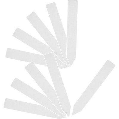 セフティ-3 園芸用ラベルたんざく100枚 120mm