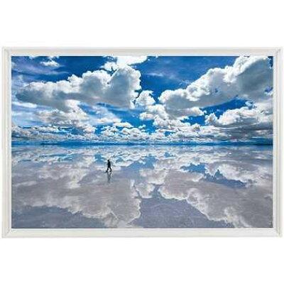ニューエクセレントフレーム デコラティブ ミュージアムデザイン-ホワイト サイズ:50.0cm×75.0cm エポック社 セントラルデコP10ミュージアムWH