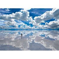 EPO-54-011 風景 ウユニ塩湖-ボリビア 2000ピース ジグソーパズル エポック社