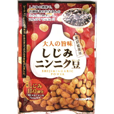 双葉 しじみニンニク豆 40g