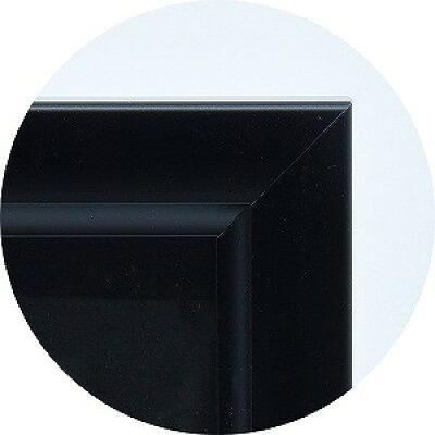 フジカラー アルミ額縁 A33 6切 ブラック(1枚)