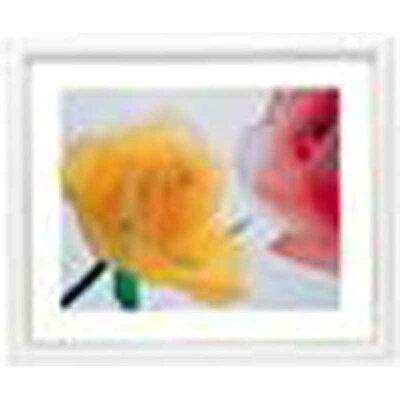 フジカラー 木製額縁 アートフレーム A4 ホワイト(1コ入)