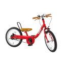 ピープル 16型 子供用自転車 ケッターサイクル(ブルーミングレッド) YGA3132019年モデル