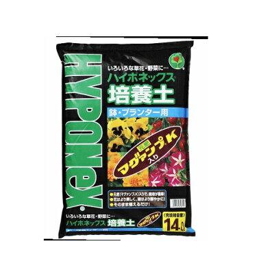 ハイポネックス 培養土 鉢・プランター用 14l