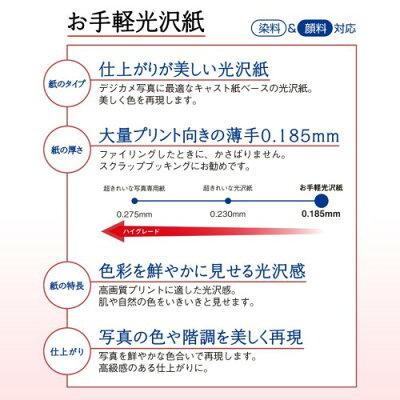 PLUS インクジェットプリンタ専用紙 IT-221GE