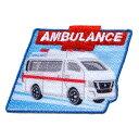 トミカ 日産 NV350キャラバン 救急車