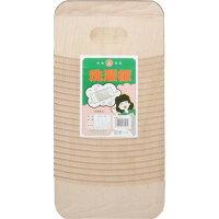 天然木洗濯板 ミニ 15*34cm(1コ入)