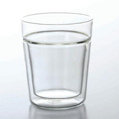 ハリオ ツインロックグラス260(1コ入)