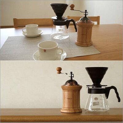ハリオ コーヒーミル コラム CM502C(1コ入)
