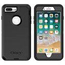 OtterBox Defender for iPhone8Plus/7Plus Black 77-56825