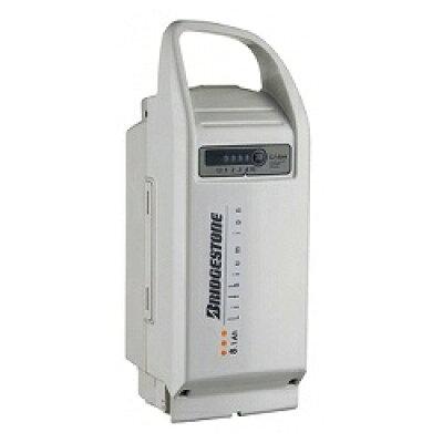 ブリヂストンスペアバッテリー LI8.1N.D ホワイト・タイムスタンプ対応 LI8.1N.D