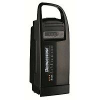 ブリヂストンスペアバッテリー LI4.0N.C ブラック・タイムスタンプ対応 LI4.0N.C