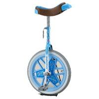 ブリヂストン18型 一輪車 スケアクロウ ライトブルー SCW18