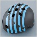 ブリヂストン 幼児用ヘルメット bikkeキッズヘルメット ボーダーブルー/46~52cm CHBH4652