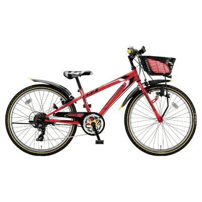 ブリヂストン 20型 子供用自転車 クロスファイヤー ジュニア F.Xヒ?ュアレッド/6段変速 CFJ06