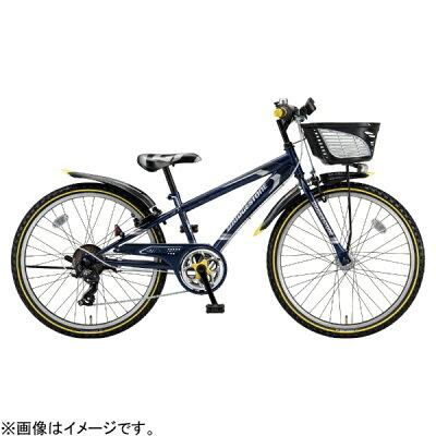 ブリヂストン 22型 子供用自転車 クロスファイヤー ジュニア P.Xコスモバイオレット/7段変速 CFJ27