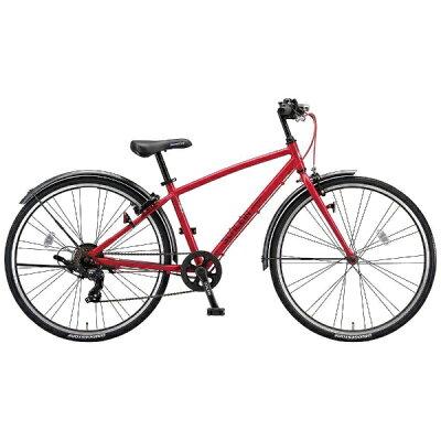 ブリヂストン 24型 子供用自転車 シュライン F.Xピュアレッド/7段変速 SHL47