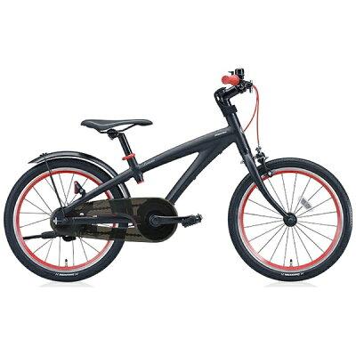 ブリヂストン 18型 幼児用自転車 レベナ クロツヤケシ/シングルシフト LV186