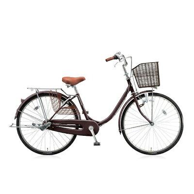 ブリヂストン 26型 自転車 エブリッジU F.Xカラメルブラウン/シングル EB60U